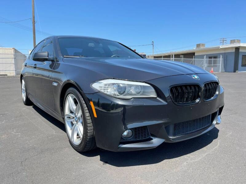 2013 BMW 5 Series for sale at Approved Autos in Sacramento CA