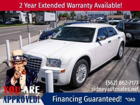 2010 Chrysler 300 for sale at Sidney Auto Sales in Downey CA
