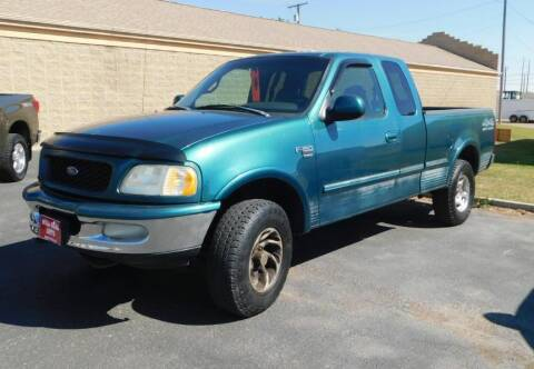 1998 Ford F-150 for sale at Will Deal Auto & Rv Sales in Great Falls MT