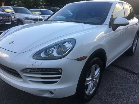 2012 Porsche Cayenne for sale at Highlands Luxury Cars, Inc. in Marietta GA
