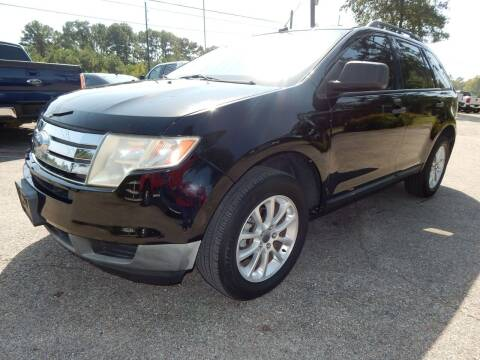 2008 Ford Edge for sale at Medford Motors Inc. in Magnolia TX