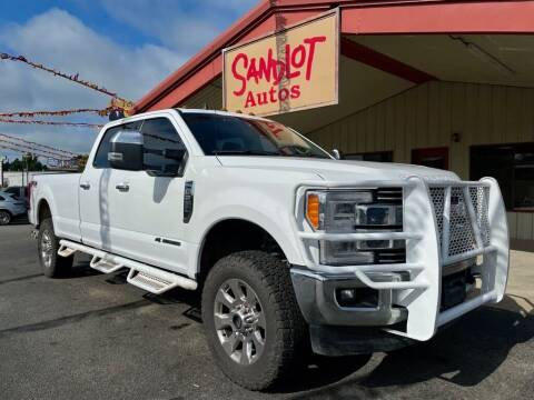 2019 Ford F-250 Super Duty for sale at Sandlot Autos in Tyler TX