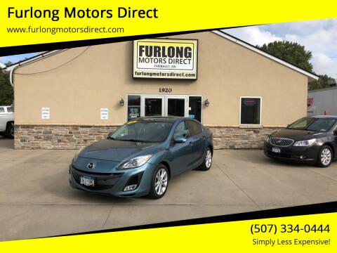 2010 Mazda MAZDA3 for sale at Furlong Motors Direct in Faribault MN
