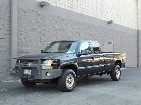 2003 Chevrolet Silverado 2500HD for sale at Gilroy Motorsports in Gilroy CA