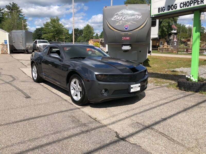 2010 Chevrolet Camaro for sale at Giguere Auto Wholesalers in Tilton NH