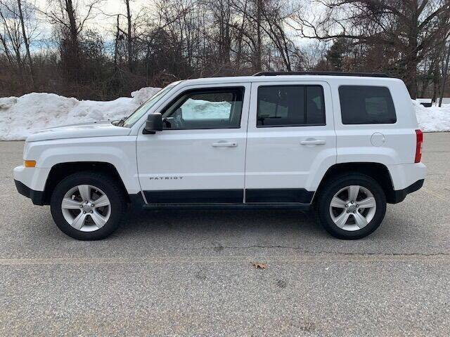 2011 Jeep Patriot for sale at Broadway Motoring Inc. in Arlington MA