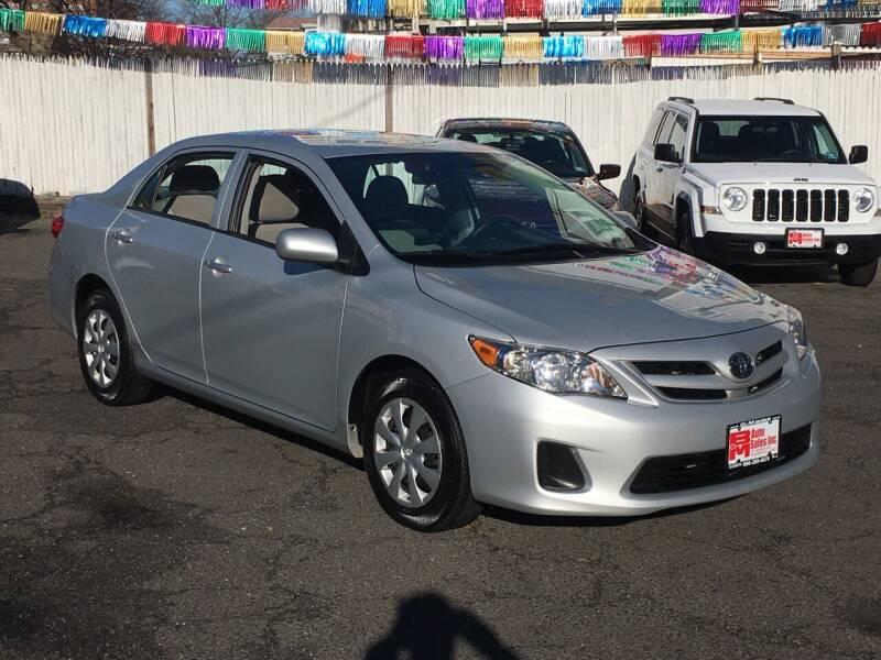 2013 Toyota Corolla for sale at B & M Auto Sales INC in Elizabeth NJ