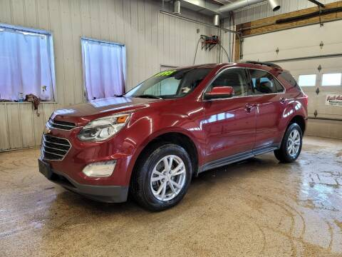 2017 Chevrolet Equinox for sale at Sand's Auto Sales in Cambridge MN