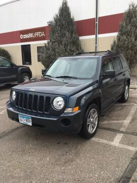 2008 Jeep Patriot for sale at Specialty Auto Wholesalers Inc in Eden Prairie MN