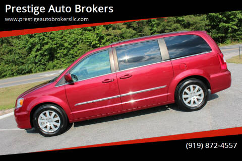 2014 Chrysler Town and Country for sale at Prestige Auto Brokers in Raleigh NC