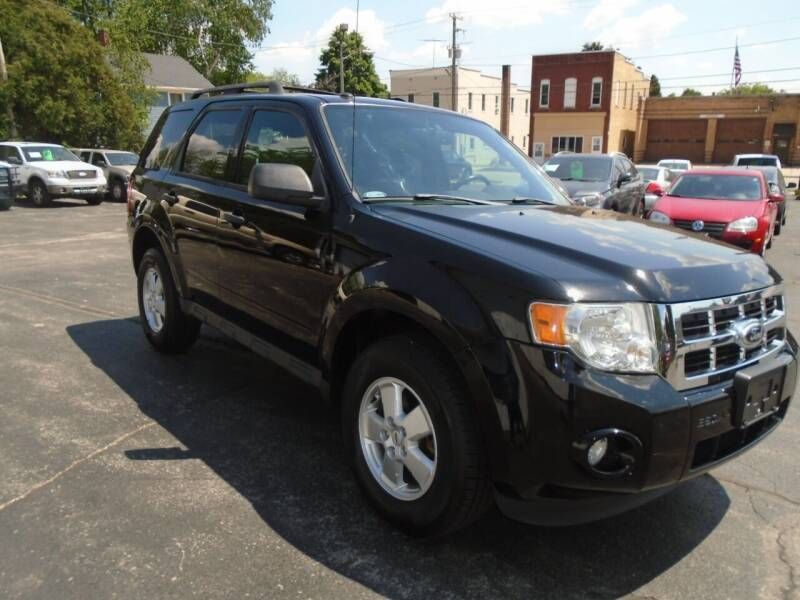 2012 Ford Escape for sale at NORTHLAND AUTO SALES in Dale WI