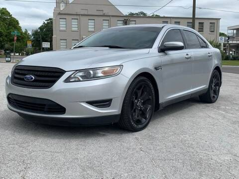 2011 Ford Taurus for sale at Consumer Auto Credit in Tampa FL