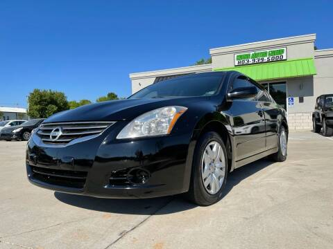 2010 Nissan Altima for sale at Cross Motor Group in Rock Hill SC