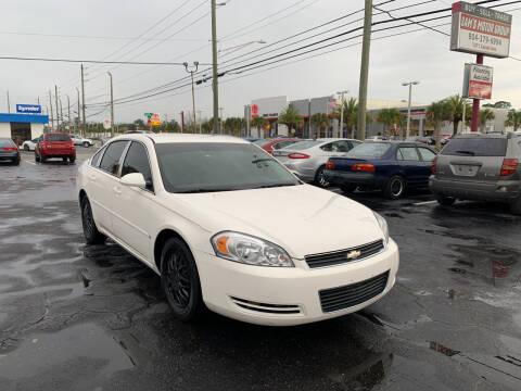 2008 Chevrolet Impala for sale at Sam's Motor Group in Jacksonville FL