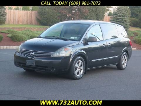 2008 Nissan Quest for sale at Absolute Auto Solutions in Hamilton NJ