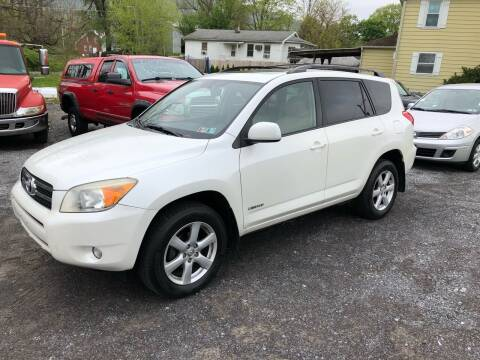2007 Toyota RAV4 for sale at George's Used Cars Inc in Orbisonia PA