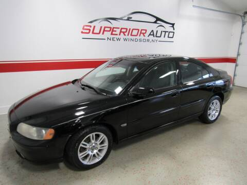 2006 Volvo S60 for sale at Superior Auto Sales in New Windsor NY