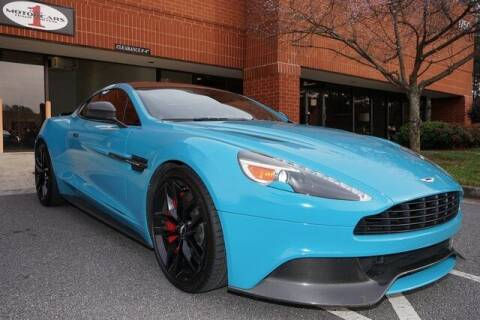 2015 Aston Martin Vanquish for sale at Team One Motorcars, LLC in Marietta GA