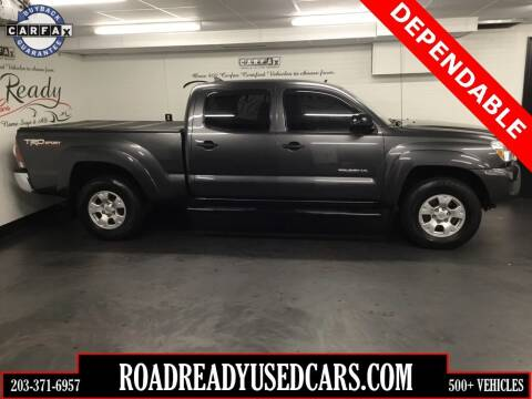 2014 Toyota Tacoma for sale at Road Ready Used Cars in Ansonia CT