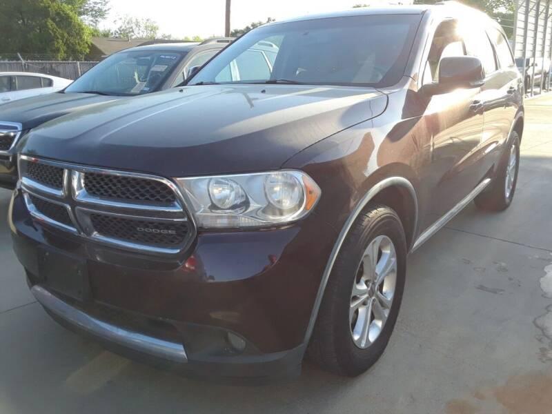 2012 Dodge Durango for sale at Auto Haus Imports in Grand Prairie TX