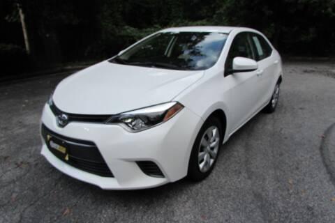 2015 Toyota Corolla for sale at AUTO FOCUS in Greensboro NC