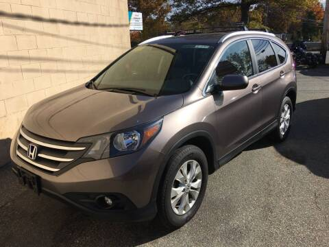 2013 Honda CR-V for sale at Bill's Auto Sales in Peabody MA