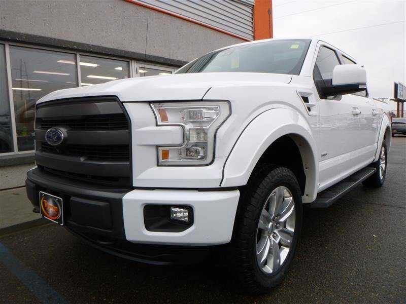 2015 Ford F-150 for sale at Torgerson Auto Center in Bismarck ND
