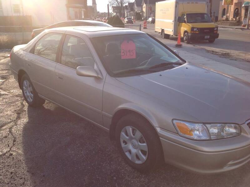 2000 Toyota Camry for sale at Sindic Motors in Waukesha WI