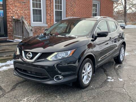 2018 Nissan Rogue Sport for sale at Ludlow Auto Sales in Ludlow MA