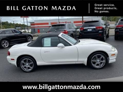 1999 Mazda MX-5 Miata for sale at Bill Gatton Used Cars - BILL GATTON ACURA MAZDA in Johnson City TN