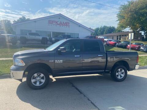 2016 RAM Ram Pickup 1500 for sale at Efkamp Auto Sales LLC in Des Moines IA