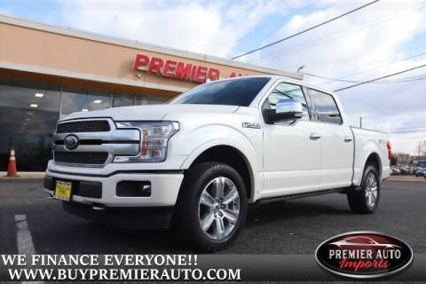2018 Ford F-150 for sale at PREMIER AUTO IMPORTS - Temple Hills Location in Temple Hills MD