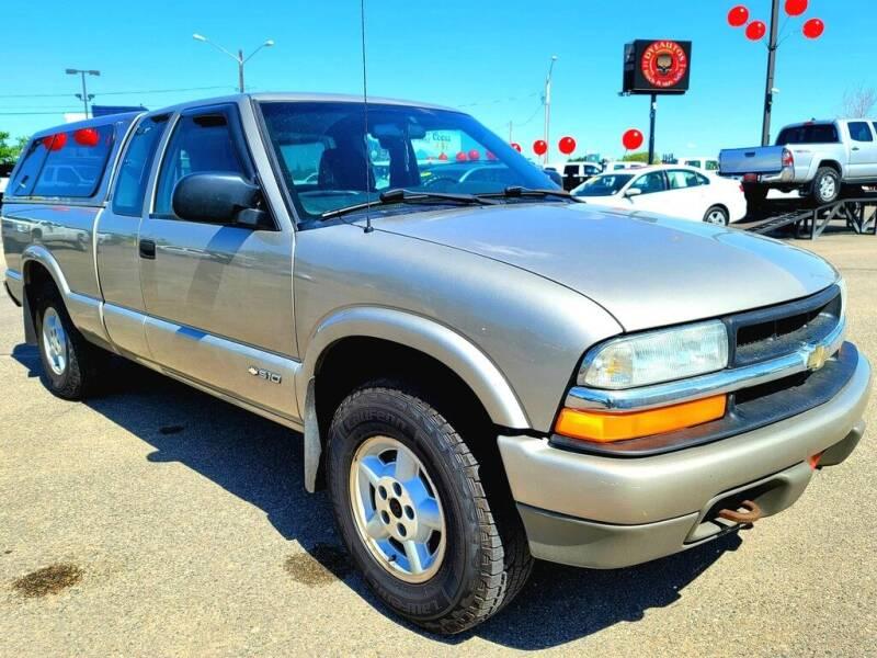 2001 Chevrolet S-10 for sale in Wheat Ridge, CO