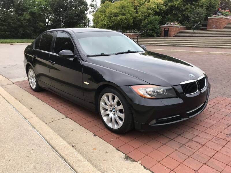 2008 BMW 3 Series for sale at Third Avenue Motors Inc. in Carmel IN