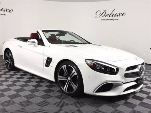 2017 Mercedes-Benz SL-Class for sale at DeluxeNJ.com in Linden NJ