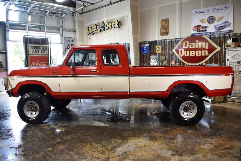 1979 Ford F-250 for sale in Redmond, OR