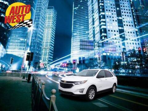 2019 Chevrolet Equinox for sale at Autowest of Plainwell in Plainwell MI