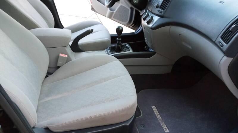 2010 Hyundai Elantra Blue 4dr Sedan - Tampa FL