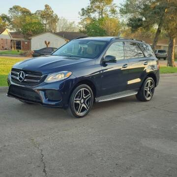 2018 Mercedes-Benz GLE for sale at MOTORSPORTS IMPORTS in Houston TX