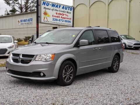 2017 Dodge Grand Caravan for sale at Nu-Way Auto Ocean Springs in Ocean Springs MS