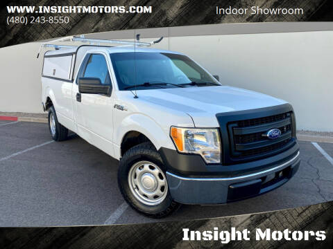 2013 Ford F-150 for sale at Insight Motors in Tempe AZ