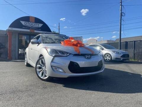 2013 Hyundai Veloster for sale at OTOCITY in Totowa NJ