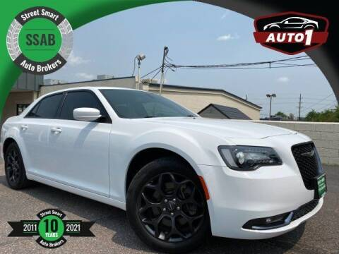 2019 Chrysler 300 for sale at Street Smart Auto Brokers in Colorado Springs CO