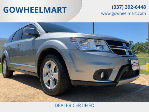 2017 Dodge Journey for sale at GOWHEELMART in Leesville LA