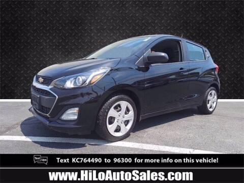 2019 Chevrolet Spark for sale at Hi-Lo Auto Sales in Frederick MD