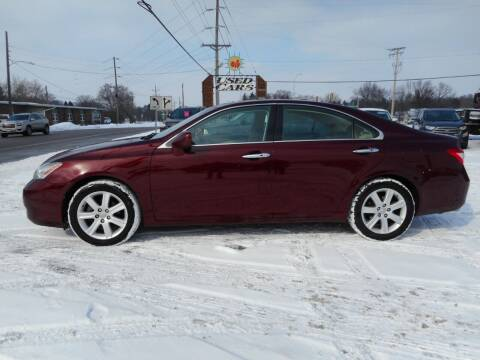 2007 Lexus ES 350 for sale at O K Used Cars in Sauk Rapids MN