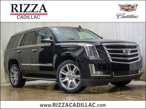 2016 Cadillac Escalade for sale at Rizza Buick GMC Cadillac in Tinley Park IL
