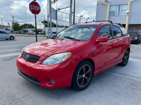 2008 Toyota Matrix for sale at Global Auto Sales USA in Miami FL
