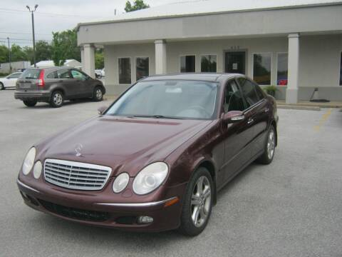 2006 Mercedes-Benz E-Class for sale at Premier Motor Co in Springdale AR