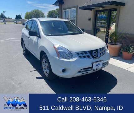 2011 Nissan Rogue for sale at Western Mountain Bus & Auto Sales in Nampa ID